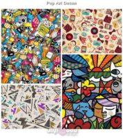 21 pop art desenler