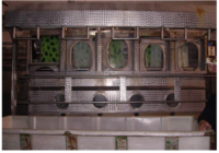 Sanayi tipi yıkama makinesi