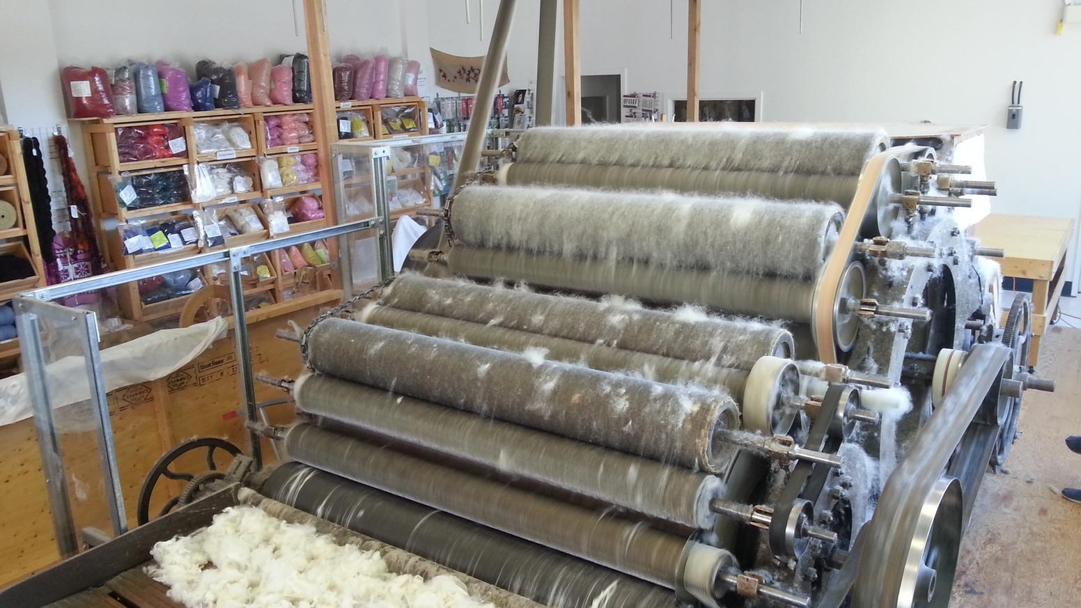 yun tarak makinesi