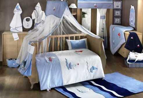 bebek odasi tekstilleri