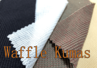 waffle kumas