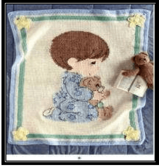 Hazir bebe battaniyesi 1