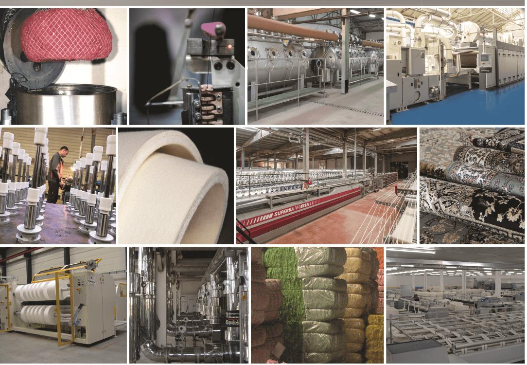 Polyamid- nylon iplik üretim tesisi
