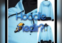 hoodie kapusaonlu svetsort