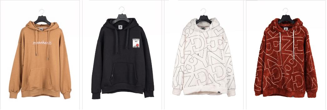 hoodie modelleri