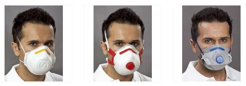 toz maskeleri