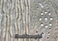 dantel kumaslar lace textiles
