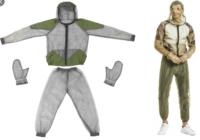 Sivrisinek ve kenelere karşı koruyucu giysiler