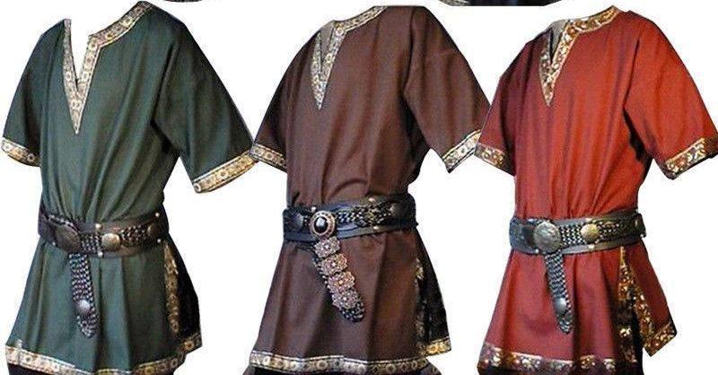 antik tunic